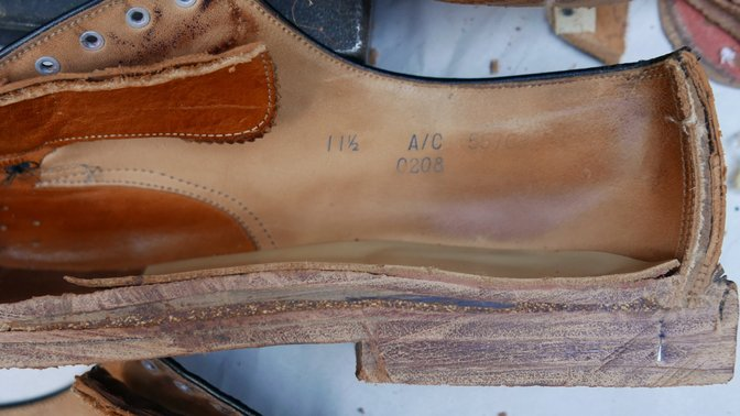 High quality leather shoe materials